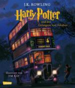 Harry Potter und der Gefangene von Askaban (vierfarbig illustrierte Schmuckausgabe)