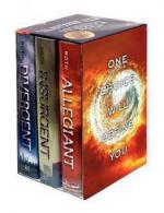 The Divergent Series, Complete Box Set, 3 Vols.