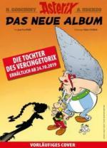 Asterix 38. Die Tochter des Vercingetorix - Jean-Yves Ferri, Didier Conrad