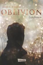Obsidian - Oblivion. Lichtflüstern (Obsidian aus Daemons Sicht erzählt)