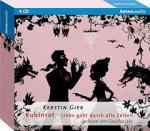 Liebe geht durch alle Zeiten - Rubinrot, 4 Audio-CDs