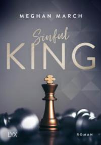 Sinful King - Meghan March