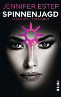 Elemental Assassin - Spinnenjagd - Jennifer Estep