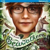 Seawalkers - Wilde Wellen, 4 Audio-CD - Katja Brandis