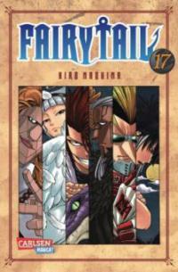 Fairy Tail 17 - Hiro Mashima