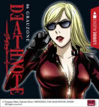 Death Note - Grauzone, 1 Audio-CD - Tsugumi Ohba, Jonathan Clements