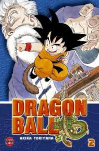 Dragon Ball, Sammelband-Edition. Bd.2 - Akira Toriyama