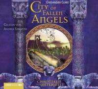Chroniken der Unterwelt 04. City of Fallen Angels - Cassandra Clare