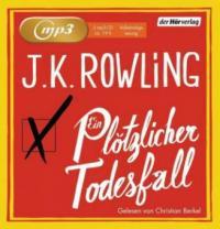 Ein plötzlicher Todesfall - Joanne K. Rowling