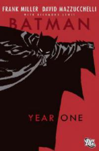 Batman. Year One. Deluxe Edition - Frank Miller, David Mazzucchelli