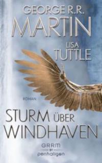 Sturm über Windhaven - George R. R. Martin, Lisa Tuttle
