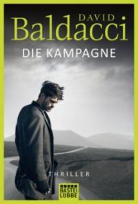 Die Kampagne - David Baldacci