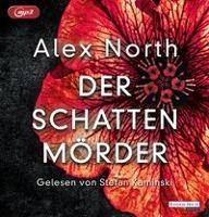 Der Schattenmörder, 2 Audio, - Alex North