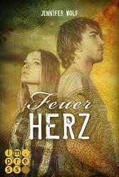 Feuerherz - Jennifer Wolf
