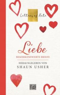 Liebe - Letters of Note - -