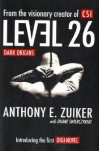 Level 26 - Dark Origins, English edition - Anthony E. Zuiker