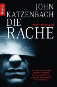 Die Rache - John Katzenbach