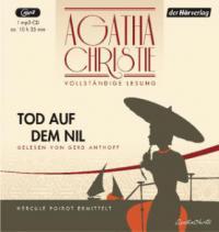 Tod auf dem Nil, 1 MP3-CD - Agatha Christie
