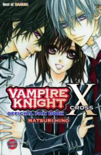 Vampire Knight - X (Official Fan Book) - Matsuri Hino