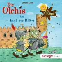 Die Olchis im Land der Ritter, 1 Audio-CD - Erhard Dietl