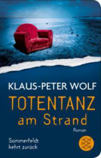 Totentanz am Strand - Klaus-Peter Wolf