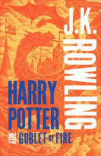 Harry Potter & The Goblet Of Fire - J K Rowling