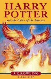 Harry Potter and the Order of the Phoenix. Harry Potter und der Orden des Phönix, englische Ausgabe - Joanne K. Rowling