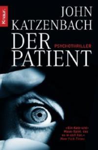 Der Patient - John Katzenbach