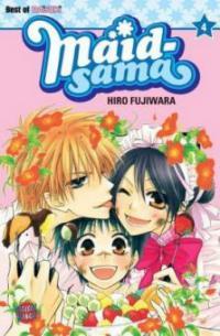 Maid-sama 04 - Hiro Fujiwara