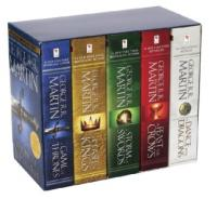 Game of Thrones 5-Copy Boxed Set - George R. R. Martin