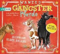 Gängster-Pferde, 2 Audio-CD - Andreas Hüging, Angelika Niestrath