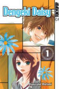 Dengeki Daisy 01 - Kyosuke Motomi