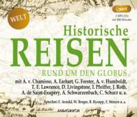 Historische Reisen - rund um den Globus - Diverse