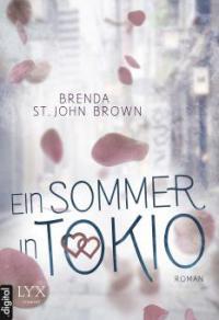 Ein Sommer in Tokio - Brenda St. John Brown