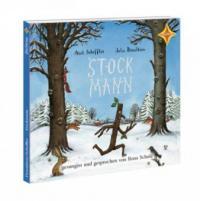 Stockmann, 1 Audio-CD - Julia Donaldson, Axel Scheffler