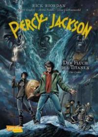 Percy Jackson (Comic) 03: Der Fluch des Titanen - Rick Riordan, Robert Venditti