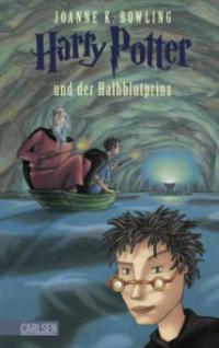 Harry Potter 6 und der Halbblutprinz - Joanne K. Rowling