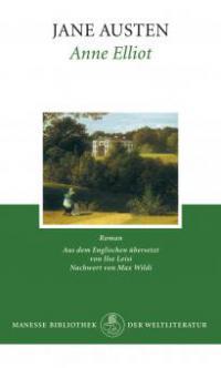 Anne Elliot - Jane Austen