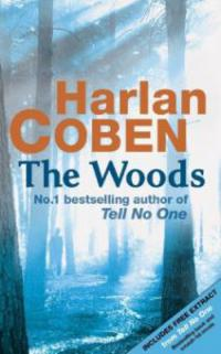 The Woods. Das Grab im Wald, englische Ausgabe - Harlan Coben