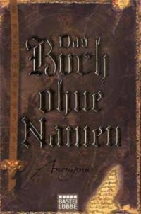 Das Buch ohne Namen - Anonymus