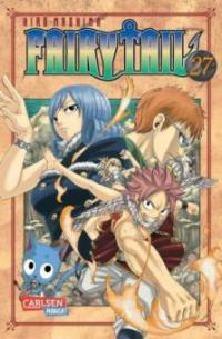 Fairy Tail 27 - Hiro Mashima