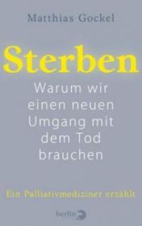 Sterben - Matthias Gockel