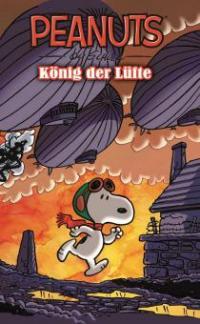 Peanuts 8: König der Lüfte - Charles M. Schulz