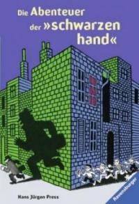 Die Abenteuer der schwarzen Hand - Hans Jürgen Press