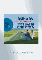 Bullenbrüder - Tote haben keine Ferien (DAISY Edition) - Hans Rath, Edgar Rai