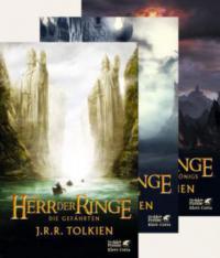 Der Herr der Ringe, Film Tie-In, 3 Bde. - John R. R. Tolkien