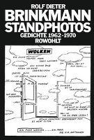 Standphotos - Rolf Dieter Brinkmann