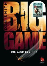Big Game - Die Jagd beginnt - Dan Smith