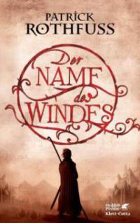 Der Name des Windes - Patrick Rothfuss