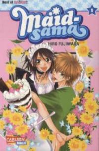 Maid-sama 09 - Hiro Fujiwara